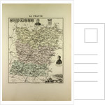 Map of Mayenne by Anonymous