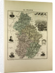 Map of Jura by Anonymous
