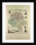 Map of Indre and Loire by Anonymous