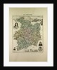 Map of Ille and Vilaine by Anonymous