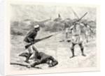 The Battle of Tokar Eastern Soudan by Anonymous