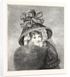 Maria Leigh Mrs. Wheatley As Winter ' Bless My Soul How Cold It is. by Anonymous