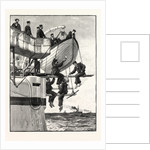 Their Sweetheart's Toilet Re-Painting a Man-of-War on Nearing Port after a Cruise by Anonymous