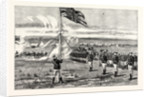 The Fighting Between Portuguese and British South Africa Co.'s Troops in South Africa by Anonymous
