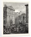 Neapolitan Funeral. by Anonymous