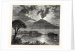 Vesuvius Volcano by Anonymous