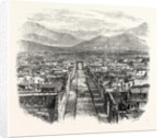 General View of Pompeii by Anonymous