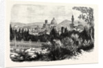 Florence from the Boboli Gardens by Anonymous