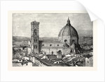 The Duomo and Campanile by Anonymous