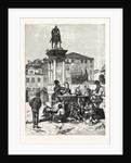 Statue of Bartolomeo Colleoni Venice by Anonymous