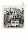 River Front of the Old House of Peers by Anonymous