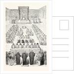 Queen Elizabeth's Parliament by Anonymous