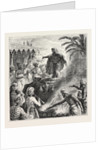 Hindoo Rite of Suttee. The Widow Burnt with Her Husband's Corpse. by Anonymous