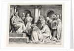 Charlemagne Receiving Ambassadors from Haroun Al Raschid by Anonymous