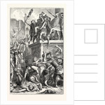 Election of a Roman Emperor by the Soldiery by Anonymous