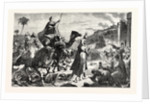 Entry of Omar Into Jerusalem by Anonymous