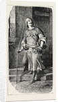 French Partisan Soldier 12th Century by Anonymous