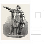 Statue of Jacques D'Artevelde. by Anonymous