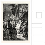 King Edward Orders the Burgesses for Execution. by Anonymous