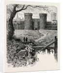 A French Stronghold of the Fourteenth Century. by Anonymous