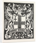 Arms of the City of London. by Anonymous