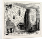 The Bloody Tower in the Tower of London the Place of Confinement of the Two Young Princes. by Anonymous
