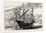 Warship of the Time of Henry VIII. by Anonymous