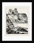 Tantallon Castle. by Anonymous