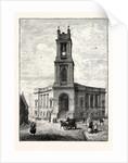 Edinburgh: St. Stephen's Church by Anonymous