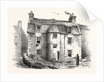 Edinburgh: The House Where David Roberts Was Born by Anonymous