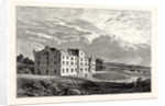 Edinburgh: Gillespie's Hospital from the East by Anonymous