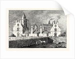 Edinburgh: Wrychtishousis from the South-West by Anonymous