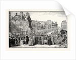 Edinburgh: Laying the Foundation Stone of the New University November 16 1789 by Anonymous