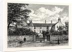 Edinburgh: Brunstane House by Anonymous