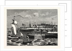 Edinburgh: Leith Harbour About 1700 by Anonymous