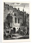Edinburgh: The Old Tolbooth 1820 Leith by Anonymous