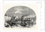 Edinburgh: Leith Harbour 1829 by Anonymous