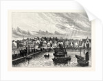 Edinburgh: Newhaven from the Pier by Anonymous