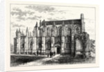 Edinburgh: Roslin Chapel: North Front by Anonymous