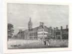 North Front of Chelsea Hospital by Anonymous