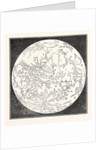 Map of the Moon 1833 by Anonymous
