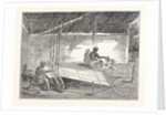 Weaving in Ceylon: Process of Weaving by the Cingalese by Anonymous