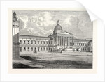 Principal Front of the University of London by Anonymous