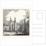 Quadrangle of Eton College by Anonymous
