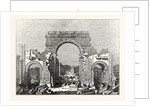 Arch at Palmyra by Anonymous