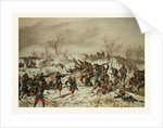 Battle Before Le Mans-Champagne on the 11th of January 1871 by Anonymous