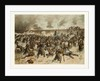 From the Battle Near Amiens on the 23rd of December 1870 by Anonymous