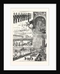 Knights Templar at Chicago-Camp De Molai Other Scenes by Anonymous