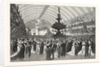 Knights Templar Chicago, Grand Ball the Exposition Building by Anonymous