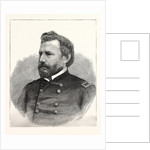 Late General Albert J. Myer by Anonymous